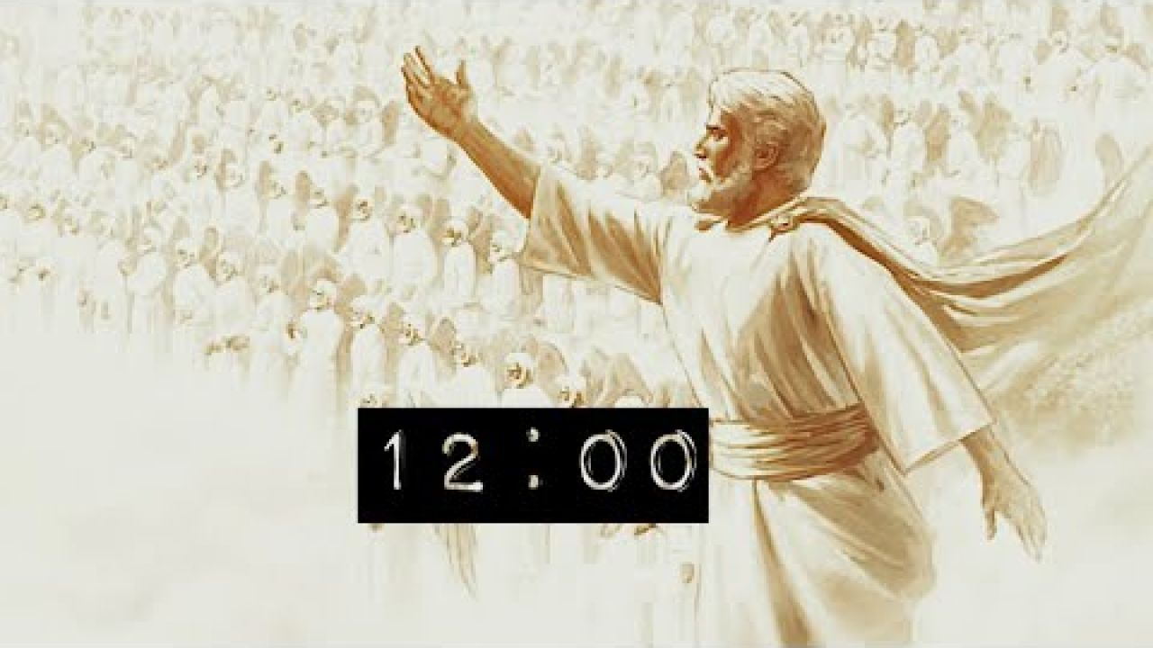 JESUS Sent An Angel to tell Me this URGENT Message of the Rapture | 2021