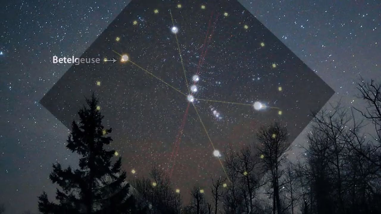 Betelgeuse's biblical significance